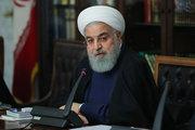 فیلم/ درخواست روحانی از ارتش و سپاه پاسداران
