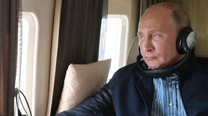 پوتین: حذف دلار از اقتصاد روسیه موضوع امنیت ملی است