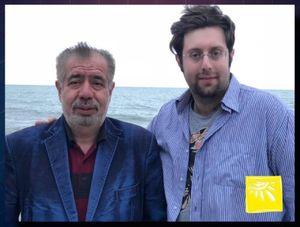 عکس/ مرحوم بهرام شفیع و پسرش امیراقبال