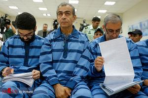 عکس/ هشتمین دادگاه متهمان اخلال در بازار موبایل