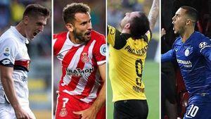 سورپرایزهای آقای گلی در 4 لیگ برتر اروپا