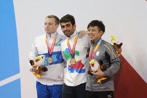 چه میکنه این ایزدیار؛ پنجمین مدال طلا برای شاهین ایرانی!