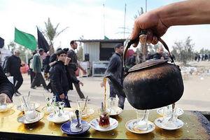 """نذر عراقیها برای میزبانی از زائران ایرانی اربعین: """"بسوی ما بشتابید تا خود را فدای شما کنیم"""" +عکس و فیلم"""