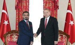 حلبوسی: اردوغان با افزایش حقابه عراق موافقت کرد