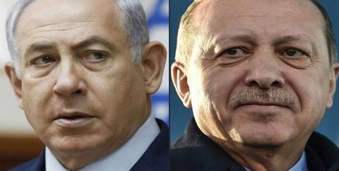 نتانیاهو: ترکیه دو سال پیش به خاطر سوریه با ما آشتی کرد