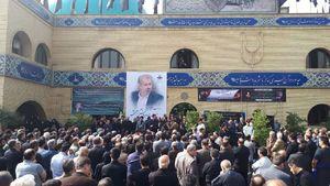 عکس/ آخرین وداع بهرام شفیع با صدا و سیما