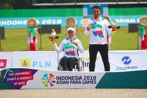 جدول مدالی بازیهای پاراآسیایی ۲۰۱۸ جاکارتا