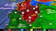 تروریستهای الترکستانی نقره داغ شدند +عکس