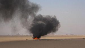 آخرین تحولات میدانی استان مارب در مرکز یمن/ هلاکت ۴ فرمانده نیروهای شورشی + نقشه میدانی و تصاویر