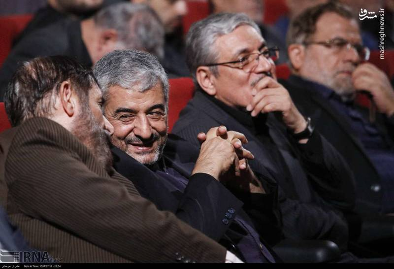 مراسم سومین سالگرد شهید حاج حسین همدانی