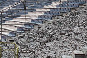 کاریکاتور/ تنها نقطه بدون ایراد استادیوم آزادی!