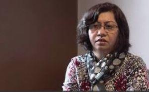 سوگنامه فریبا داودی مهاجر برای مرگ پروین بختیارنژاد