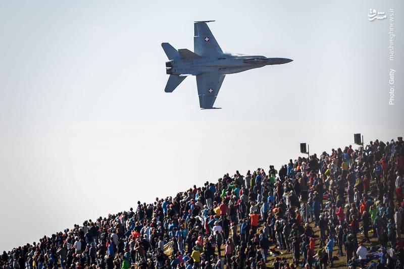 نمایش نیروی هوایی سوییس