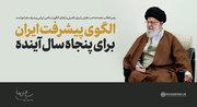 ترسیم الگوی پیشرفت ایران برای پنجاه سال آینده