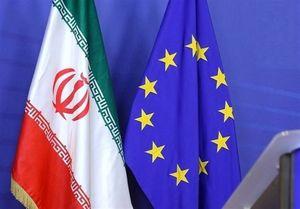 ایران و اتحاردیه اروپا