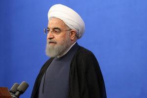 فیلم/روحانی: امروز کینه توزها در کاخ سفید جمع شدهاند