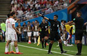 خشونت بازیکنان ایرانی علیه آقای داور! +عکس