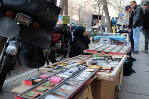 فیلم/ دستفروشان تهرانی با مدرک دکترا!