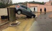 عکس/ سیل مرگبار در شهر اود فرانسه