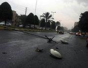 عکس/ خسارات طوفان در بوشهر