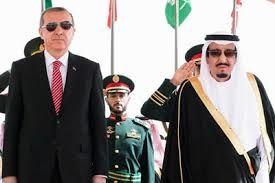 اردوغان و ملک سلمان