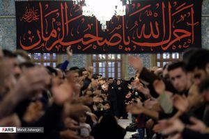 عزاداری شهادت حضرت رقیه(س) در حرم مطهر رضوی