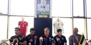 کیروش: سیدجلال بخشی از قلب مرا تسخیر کرده است/ رو به جلو فکر نمی کردم الان سردار در تیم ملی نبود
