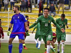 نکته خاص بولیوی مقابل تیم های آسیایی