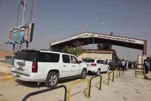 بازگشایی گذرگاه مرزی اردن و سوریه پس از سه سال