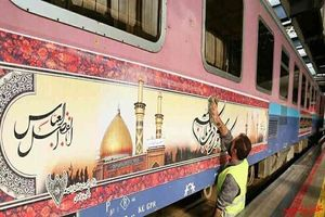 بلیت قطارهای مسیر تهران - خرمشهر رو به اتمام است