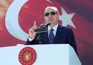 اردوغان: در  سوریه و عراق بیش از ۷۵۰۰ تروریست را از بین بردهایم