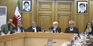 عارف: فرض ما ماندگاری افشانی در شهرداری تهران است