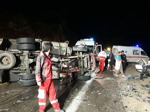 جزییات دو حادثه جاده ای در اردبیل