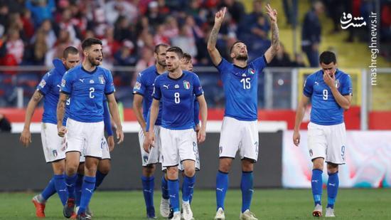 فیلم/ خلاصه بازی لهستان 0-1 ایتالیا