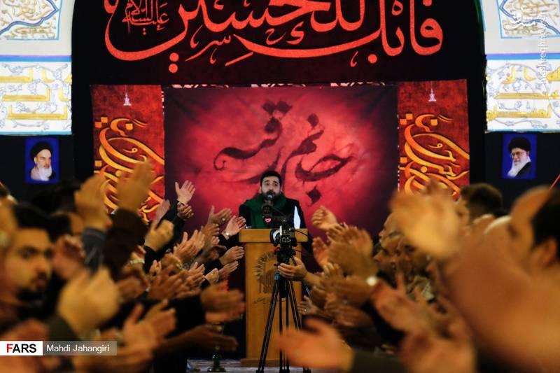 2364453 - عزاداری شهادت حضرت رقیه(س) در حرم رضوی
