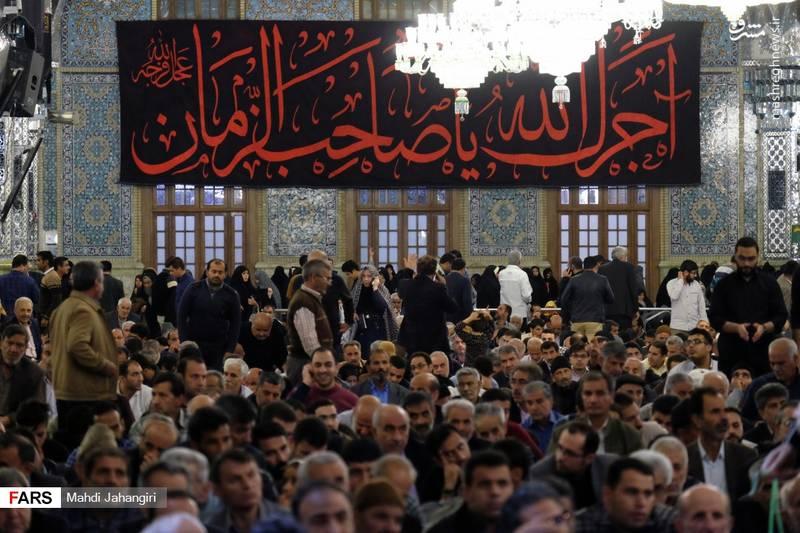 2364455 - عزاداری شهادت حضرت رقیه(س) در حرم رضوی
