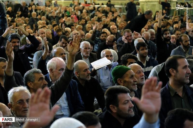 2364458 - عزاداری شهادت حضرت رقیه(س) در حرم رضوی