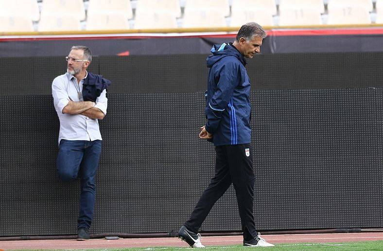 من بودم درموت را طوری میزدم که در گینس ثبت شود!/ کیروش منصوریان را هم بدبخت کرد/ سکوت استیلی لطمه به شأن فوتبال است