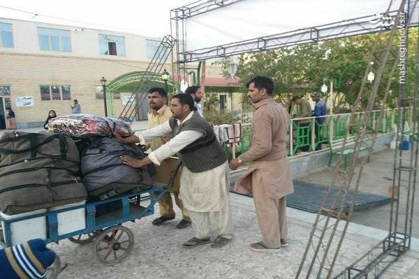 2364733 - جاذبههای اربعین در سیستان و بلوچستان +عکس