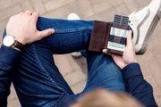 کیف پولی که هرگز گم نمی شود +عکس