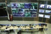 ترافیک سنگین در خیابان ها و ورودی های تهران