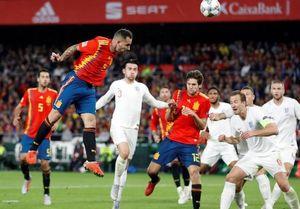 برد انگلیس برابر اسپانیا در یک دیدار پرگل/ اولین باخت لاروخا با انریکه رقم خورد