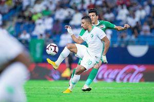 عربستان دقیقه ۹۴ از شکست برابر عراق گریخت