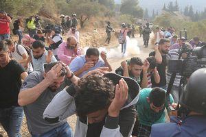 عکس/ حمله رژیم صهیونیستی به یک مدرسه