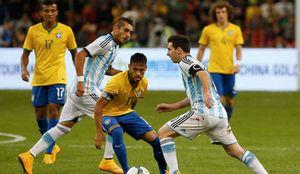 همه چیز درباره جدالهای فوتبال برزیل و آرژانتین