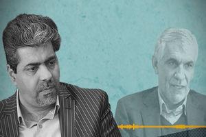 """صوت/ تکذیب ادعای""""شنود""""شهردار تهران از معاونش"""