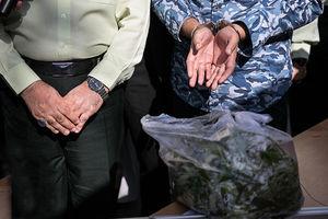 فیلم/ دستگیری سارقان و فروشندگان مواد مخدر