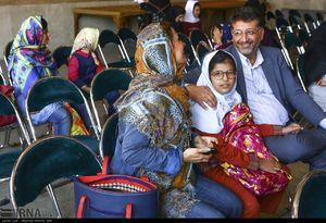 عکس/ افتتاح نخستین مدرسه دختران اُتیستیک