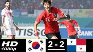 کره جنوبی مقابل پاناما متوقف شد