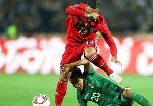 تیم ملی ایران و بولیوی